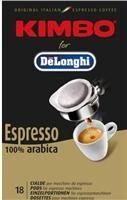 DeLonghi Kimbo 100% Arabica cena od 119 Kč