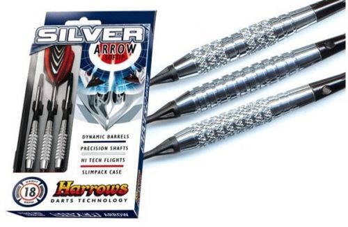 Harrows Silver Arrow softip