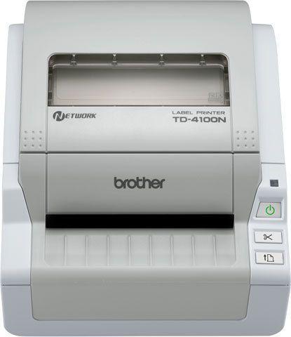 Brother TD-4100N 300 dpi cena od 7549 Kč