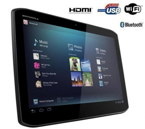 MOTOROLA Xoom 2 HD WiFi 16 GB