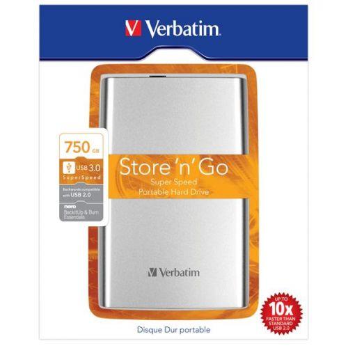 Verbatim Store 'n' Go 750 GB