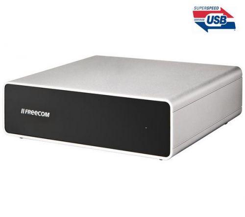 FREECOM Hard Drive Quattro 3 TB