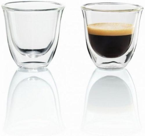 DeLonghi skleničky Espresso cena od 275 Kč