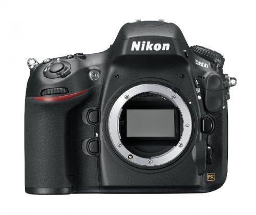 Nikon D800 cena od 69990 Kč