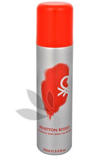 Benetton Rosso - deodorant ve spreji 150 ml