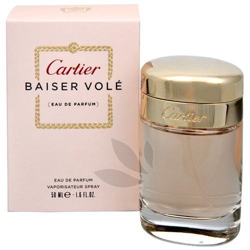 Cartier Baiser Volé - parfémová voda s rozprašovačem 30 ml