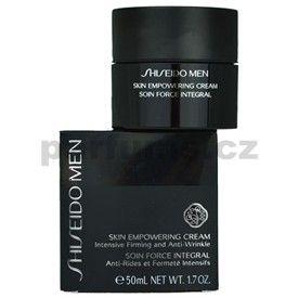 Shiseido Men denní i noční protivráskový krém vrásky (+35) (Intensive Firming and Anti-Wrinkle cream) 50 ml