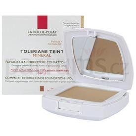 La Roche-Posay Toleriane Teint Mineral kompaktní make-up pro normální až smíšenou pleť odstín 13 Sand Beige SPF 25 (Compact-Powder Complexion Correcto