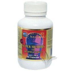 Australian Remedy Super Memory Complex s Brahmi a Ginkgo 90 kapslí