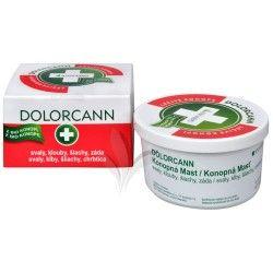 Annabis Dolorcann - konopná mast na svaly, klouby, šlachy 80 ml
