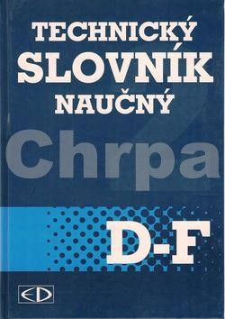 ED Technický slovník naučný D-F cena od 88 Kč