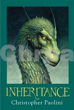 XXL obrazek Christopher Paolini: Inheritance