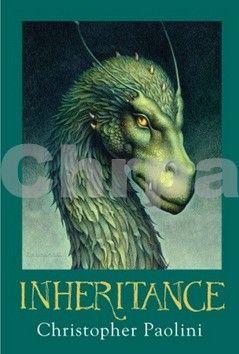 Christopher Paolini: Inheritance cena od 185 Kč