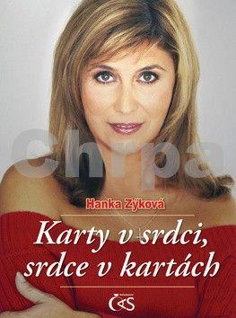 Hanka Zýková: Karty v srdci, srdce v kartách cena od 123 Kč