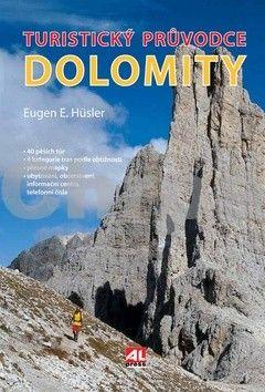 Hüsler Eugen: Turistický průvodce Dolomity cena od 227 Kč