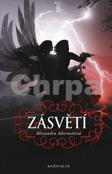 Alexandra Adornettová: Zásvětí (Kniha 2) cena od 254 Kč