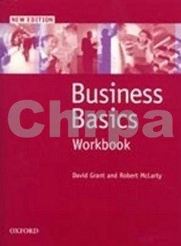 Oxford University Press Business Basic New Edition Workbook cena od 207 Kč