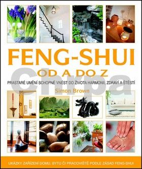 XXL obrazek Simon G. Brown: Feng-shui od A do Z