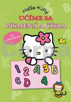 EGMONT Hello Kitty Učíme sa písmená a čísla cena od 82 Kč