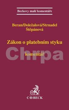 Alice Štěpánová: Zákon o platebním styku cena od 782 Kč