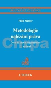 Filip Melzer: Metodologie nalézání práva cena od 781 Kč