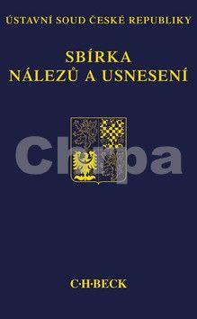 C.H.Beck Sbírka nálezů a usnesení ÚS ČR, svazek 57 cena od 616 Kč
