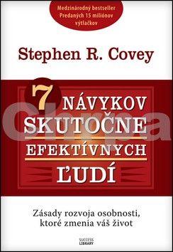 Stephan R. Covey: 7 návykov skutočne efektívnych ľudí cena od 307 Kč