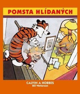 Bill Watterson: Calvin a Hobbes 5 - Pomsta hlídaných cena od 131 Kč