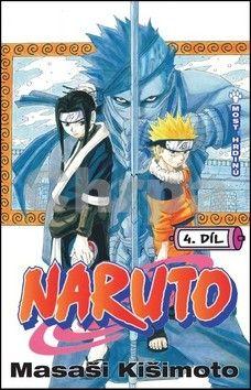 Masaši Kišimoto: Naruto 4 - Most hrdinů cena od 129 Kč