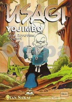 Stan Sakai: Usagi Yojimbo - Mezi životem a smrtí - 2. vydání cena od 169 Kč