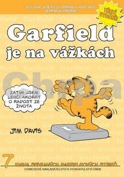 Jim Davis: Garfield je na vážkách (č.7) - 3.vydání cena od 49 Kč