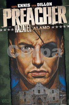 Steve Dillon, Garth Ennis: Preacher Kazatel 9 - Alamo cena od 408 Kč
