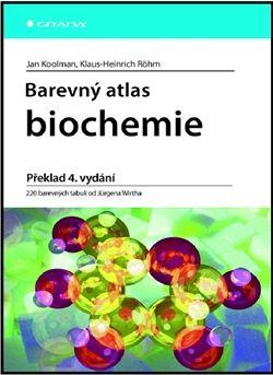 Jan Koolman, Klaus Heinrich Roehm: Barevný atlas biochemie - 4. vydání cena od 844 Kč