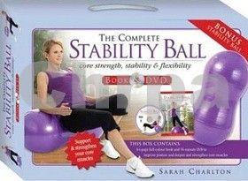 Sarah Charlton: Balanční míč cena od 599 Kč