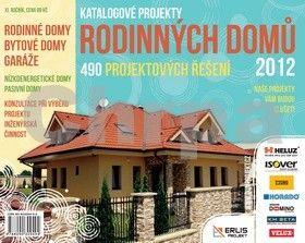 ERLIS projekt Katalogové projekty rodinných domů 2012 cena od 44 Kč
