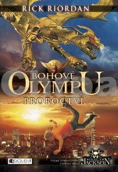 Rick Riordan: Percy Jackson – Bohové Olympu – Proroctví cena od 271 Kč