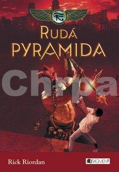 Rick Riordan: Kronika Cartera Kanea 1 – Rudá pyramida cena od 204 Kč