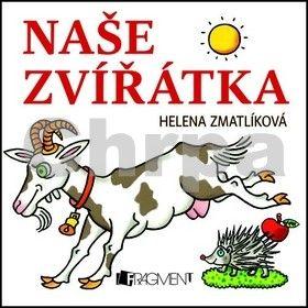 Helena Zmatlíková: Naše zvířátka - leporelo cena od 64 Kč