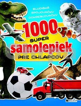FRAGMENT 1000 super samolepiek pre chlapcov cena od 117 Kč