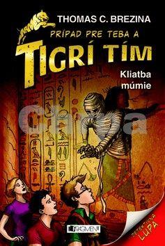 Thomas C. Brezina: Kliatba múmie cena od 131 Kč