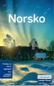 Miles Roddis, Anthony Ham: Norsko - Lonely Planet - 2. vydání cena od 375 Kč
