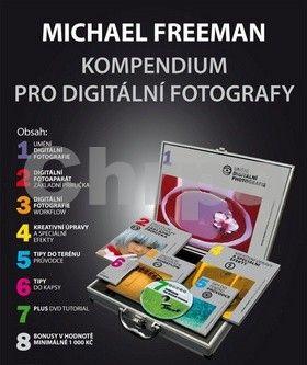Michael Freeman: Kompendium pro digitální fotografy Kufr knih cena od 1097 Kč