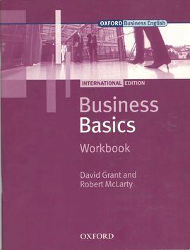 David Grant, Robert McLarty: Business Basic International Edition Workbook cena od 275 Kč