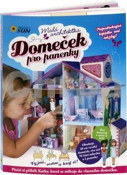 SUN Domeček pro panenky cena od 249 Kč