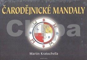 Martin Kratochvíla: Čarodějnické mandaly cena od 138 Kč