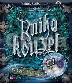 Jim Pipe: Kniha kouzel 3D cena od 223 Kč
