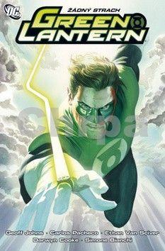 Geoff Johns: Green Lantern: Žádný strach cena od 274 Kč