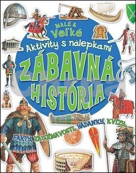 Svojtka Zábavná história cena od 190 Kč