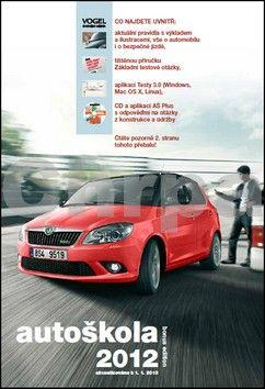 Autoškola 2012 + CD cena od 186 Kč