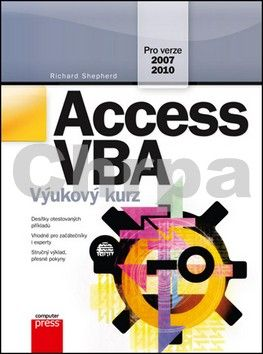 Richard Shepherd: Access VBA cena od 407 Kč
